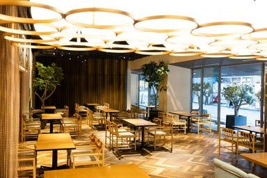 クロスホテル京都 KIHARUブラッセリー 店内の画像