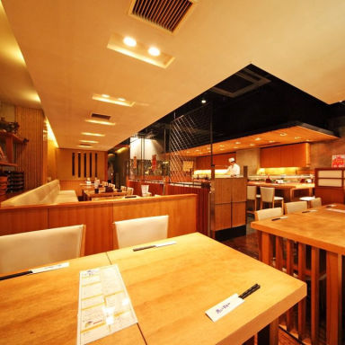 魚がし日本一 赤坂店 店内の画像