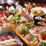 忘年会にオススメ!「選べる鍋は3種類」築地海鮮鍋宴会