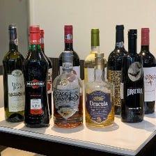 ルーマニア産のお酒各種