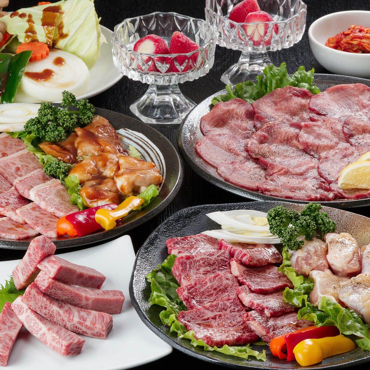 各種お集まりに!人気のお肉が勢揃い