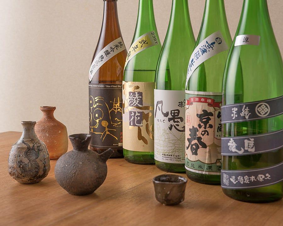 蔵元まで出向いて選ぶ日本酒