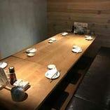 ご宴会などにも最適のテーブル
