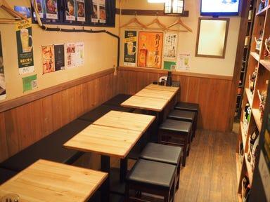 牛もつと大衆鉄板料理 炎丸酒場 新小岩北口店  店内の画像