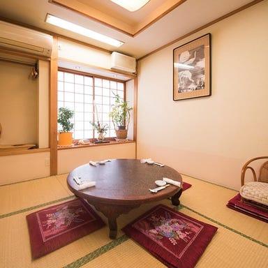 三朝寿司  店内の画像