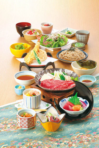 和食麺処サガミ春日井篠木店  コースの画像