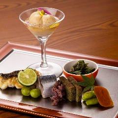 日本料理 四季彩 かしも