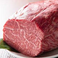 国産牛肉・ホルモンが楽しめる♪
