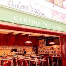 本場イタリアの雰囲気なバル店