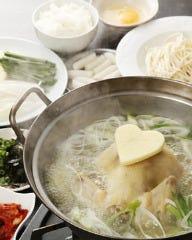 韓国料理&チーズタッカルビ 東大門タッカンマリ 市ヶ谷