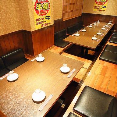 中国料理 栄吉飯店【えいきちはんてん】 店内の画像