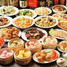 大好きな熱々中華を好きなだけ♪