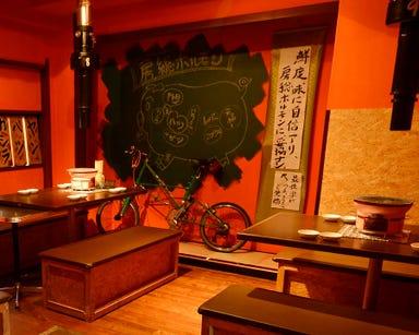 焼肉個室 渋谷の房総ホルモン  店内の画像