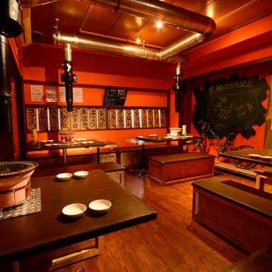 焼肉個室 渋谷の房総ホルモン  メニューの画像