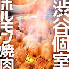 焼肉個室 渋谷の房総ホルモン