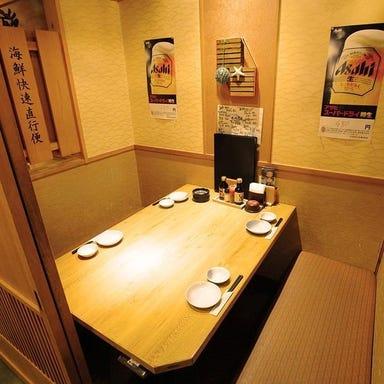 海鮮居酒屋 はなの舞 JR茨木駅前店 こだわりの画像