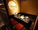 2名~8名個室など、用途に合わせた個室ございます。