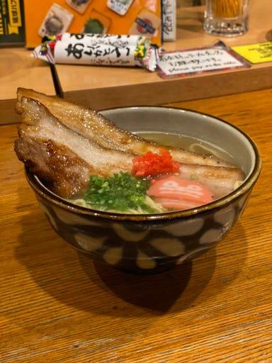 餃子居酒屋 ブタ野郎 チキン野郎 沖縄バカヤロー 金山店 メニューの画像