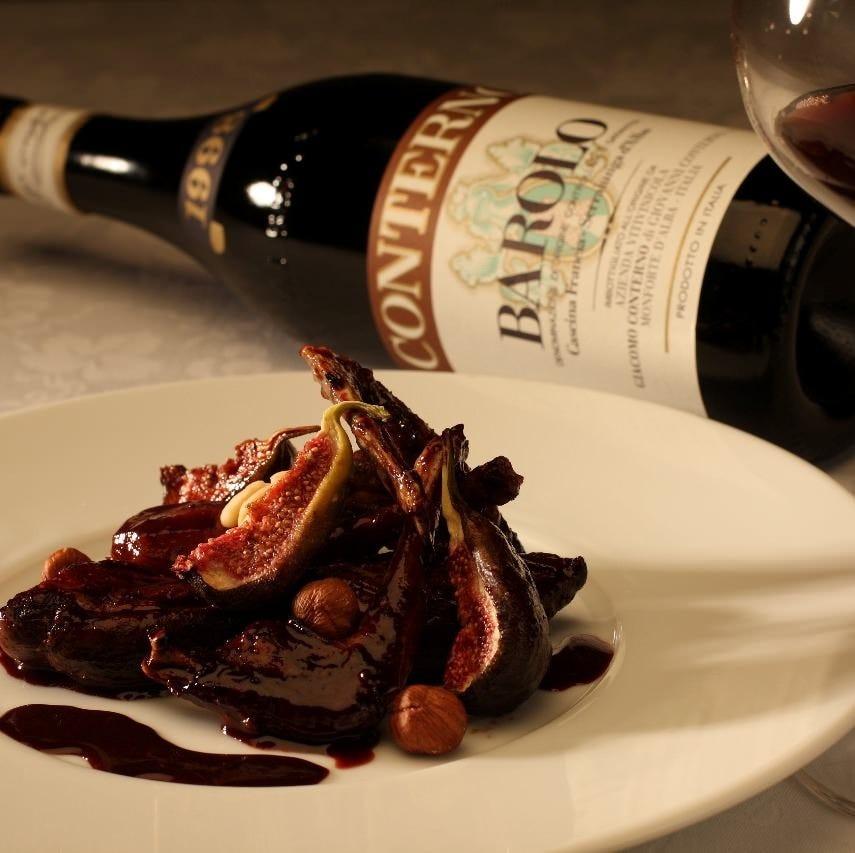 郷土料理と地ワインがイタリアの基本
