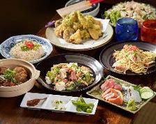 数々の沖縄料理♪