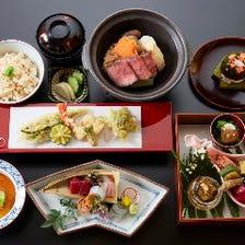 京橋での記念日に季節の味わいを満喫