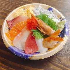 こたやの海鮮丼