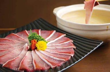 熟成魚と全国の日本酒 魚浜~さかな~ 柏 コースの画像