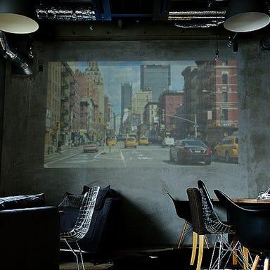 YR CAFE by恵比寿楽園テーブル  店内の画像
