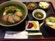 オリーブはまちと海鮮漬け丼定食1,290円