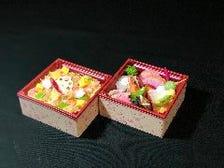 季節限定(要予約)散らし寿司弁当