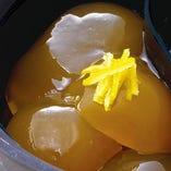 【柚子塩コラーゲン鍋】