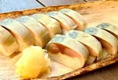 鯖寿司(一本)