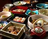 家庭懐石コース 5000円~ ご接待やご家族のお集まりにも。