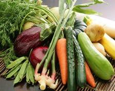 千産千消!新鮮お野菜