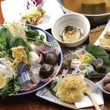 接待におすすめの和食料理が豊富