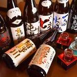 ●厳選地酒● 東北各地の地酒を多数取り揃えております