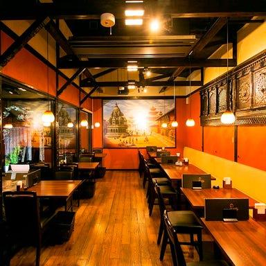 ヒマラヤダイニング ガズル 東久留米  店内の画像