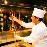 スタッフが愛情をこめて調理いたします