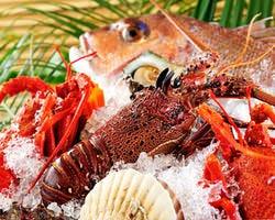 毎日、新鮮な魚介類や新鮮野菜!!