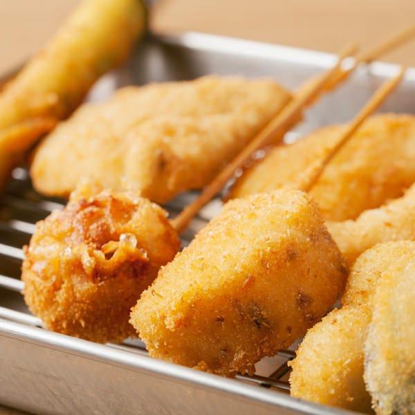 手軽に楽しめる食べ歩きセット!!