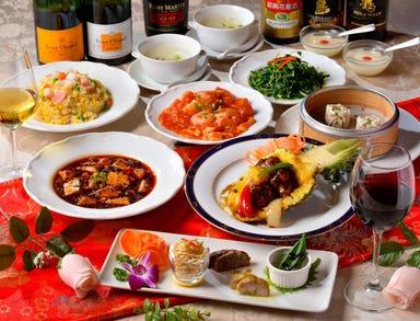 完全個室Dining SHINSOUEN ‐新荘園‐ 大崎ブライトタワー店 コースの画像