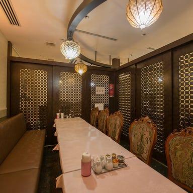 完全個室 上海レストラン 檸檬 霞ヶ関ビル内店 店内の画像