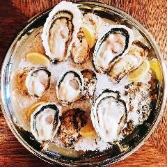 Oyster bar UOICHI