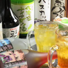 北海道各地の地酒を多数ご用意!