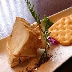 ◆自家製スモークカマンベールチーズ