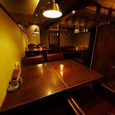 バー×カフェ ROBROY (ロブロイ)西葛西店 店内の画像