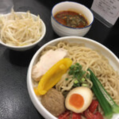 柏 担々麺