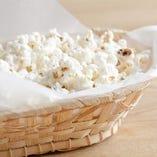 人気の自家製ポップコーン食べ放題『2次会カラオケプラン』は夜22時以降のスタート限定!