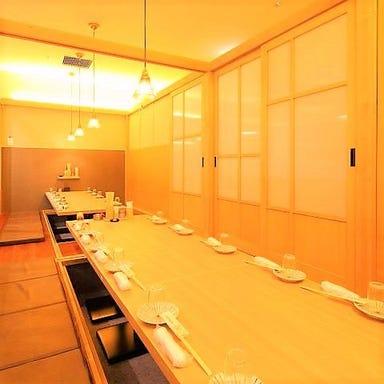 九州料理 ふうり 札幌パセオ店 店内の画像