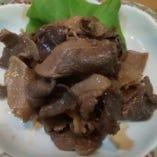 猪肉にんにく炒め(福井)